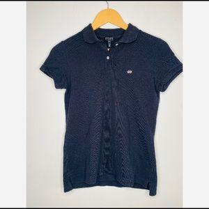 ESCADA Sport Black Women's Polo T-shirt